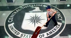 The report praised by the 'Global Times' said the Chinese killed or imprisoned 18 to 20 of the CIA's sources in China, destroying a network that had taken years to build. Photograph: Dennis Brack/EPA