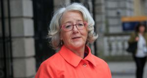 Judge Mary Ellen Ring: expressed scepticism as to whether another report would precipitate action, in light of the work of the Garda Inspectorate.  Photograph: Gareth Chaney Collins