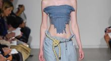 Why the 'paperbag waist' trend is a style to avoid