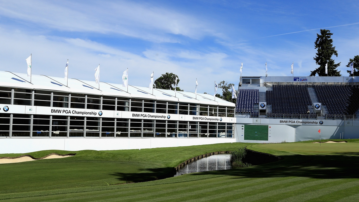Different Strokes Bmw Pga The Real Test For West At Wentworth