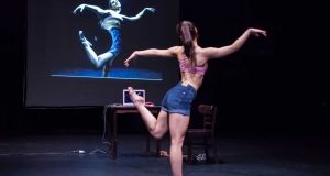 Balletto di Roma's At Home Alone: a clever duet with technology