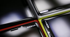 Nokia will receive an upfront cash payment and additional revenues from Apple starting from the current quarter. Photograph: Reuters