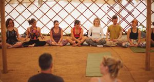 Body&Soul offers wellbeing experiences to festival-goers