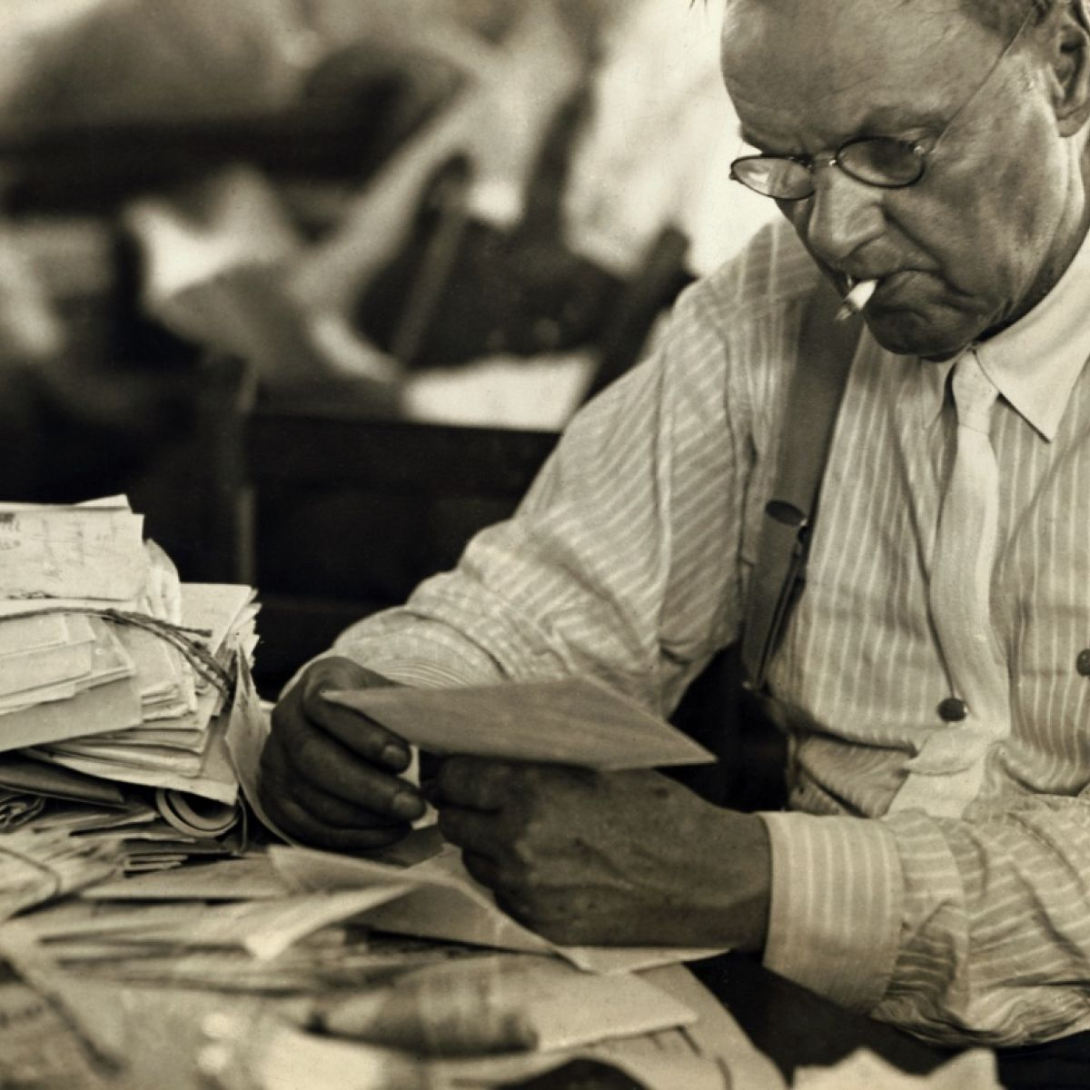 Trust me, I'm a lawyer: my debt to Clarence Darrow