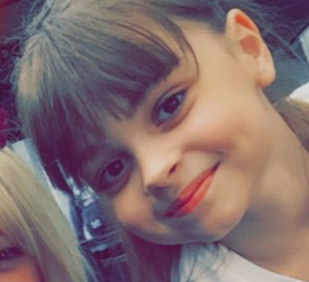 Saffie Rose Roussos: the eight-year-old who died was at the concert with her mother and sister