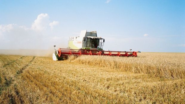 Risky farming practices include not checking that machinery is in good working order before use, according to a report by the Economic and Social Research Institute. File photograph: Bloomberg