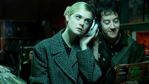 Unearthly: Elle Fanning and Alex Sharp in How to talk to Girls at Parties
