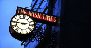 The Irish Times has won distinctions in two categories at the Global Media Awards in New York. Photograph Nick Bradshaw