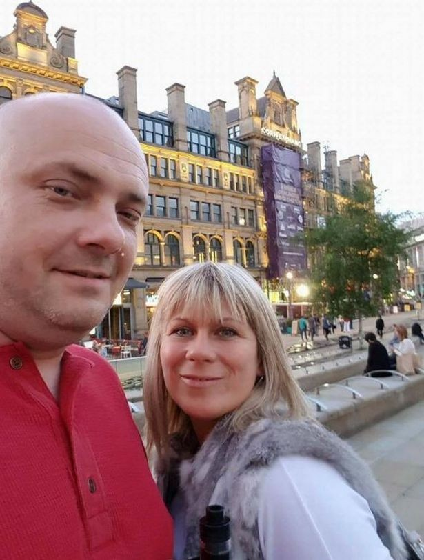 Angelika and Marcin Klis, aged 40 and 42 respectively had been waiting for their daughters at Manchester Arena.
