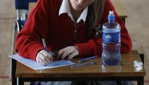 Leaving Certificate jitters: although it's a stressful time for both parents and students, try not to radiate your nervous tension on to your child in the run-up and throughout the Leaving Cert. Photograph:  Niall Carson/PA Wire