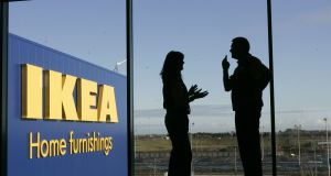 The CEO change won't affect Ikea's long-held goal of raising annual revenue to €50 billion by 2020, according to the firm's chairman. Photograph: Dara Mac Donaill