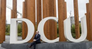 "DCU professor Brian MacCraith says the modern workplace increasingly requires citizens with transferable skills who are ""resilient and adaptable, and capable of reflective and critical thinking"". Photograph: Brenda Fitzsimons"