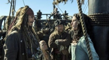 The official trailer for 'Pirates of the Caribbean: Salazar's Revenge'