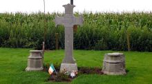 100 years on, Willie Redmond's final resting place in a Belgian battlefield