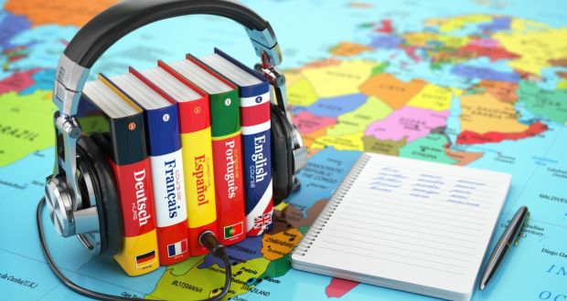 People are flocking to online language courses that offer cheap and inventive ways to learn. Photograph: iStock