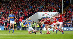 Cork's defeat of champions Tipperary has blown the hurling championship wide open. Photograph: Cathal Noonan/Inpho