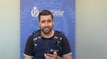 New Zealand police read 'mean tweets' for anti-bullying campaign
