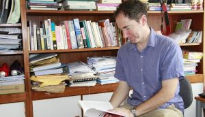Academic life took Michael O'Sullivan from Cork to Hong Kong, via California and Japan.