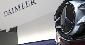 Daimler extended losses after its sites were searched  by German prosecutors in an emissions inquiry. Photograph Getty Images