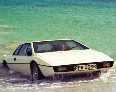 Legend has it that Lotus, so keen to get their new Giugiaro-designed wedge into a Bond film went to the simple expedient of parking one outside the famed Pinewood studios and waiting for the producers to take notice.