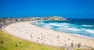 Bondi Beach in Sydney, Australia. Businesses are worried that the visa crackdown will hit recruitment. Photograph: iStock