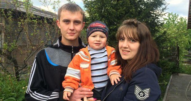 house ukrainian wife