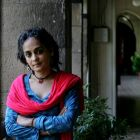 Arundhati Roy: her new novel is far less ponderous than her overrated debut The God of Small Things, which won  the Booker Prize in 1997. Photograph: Getty Images