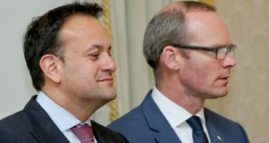 Leo Varadkar and  Simon Coveney: The current Fine Gael leadership contest will play a defining role in shaping the party's future