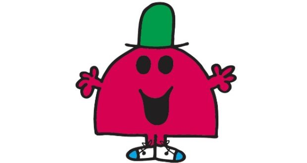 "Mr Chatterbox from the Mr Men series. ""We are a retail service business and we need outgoing, talkative, helpful people who smile and have a positive attitude to work. You can train someone to do a job. You cannot train their personality."""