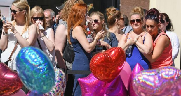 Anyone who's got a bag' – Manchester commuters anxious after attack