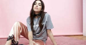 "Dua Lipa: ""I want people to feel something when they listen to my music"" Photograph: Nicole Nodland"