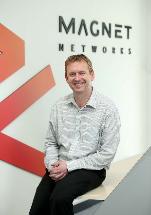 James Canty, head of product for Magnet Networks
