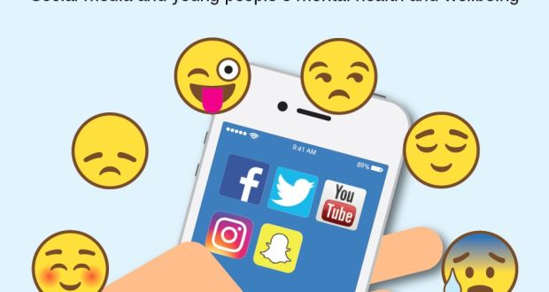How Heavy Use Of Social Media Is Linked >> Social Media Use Linked To Anxiety And Depression