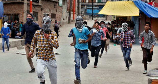 Unrest builds in Kashmir as youths join 28-year-old Islamist insurgency