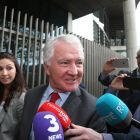 Former Anglo Irish Bank chairman Seán FitzPatrick was found not guilty because of severe deficiencies in the investigation by the Office of Director of Corporate Enforcement. Photograph: Niall Carson/PA Wire