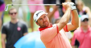 Graeme McDowell is two shots off the halfway lead in Texas. Photograph: Warren Little/Getty