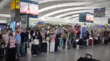 British Airways cancels all Heathrow and Gatwick flights after global IT outage