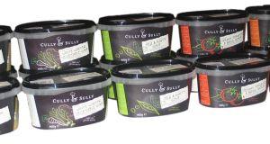 Cully & Sully,  which makes and sells chilled soups, was founded by Colum O'Sullivan and Cullen Allen, whose family run the Ballymaloe foods business.