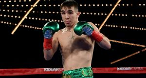 Michael Conlan:   Set to fight on the undercard of Manny Pacquiao's  world welterweight title defence in Brisbane on July 2nd. Photograph: Ramsey Cardy/Sportsfile via Getty Images