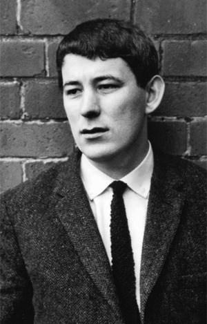 Seamus Heaney around the time of the publication of Death of a Naturalist in 1966