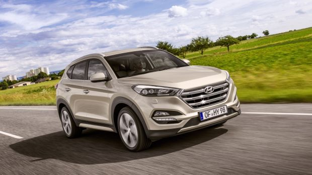 Hyundai Tucson: it is spacious, well-made and not bad to drive