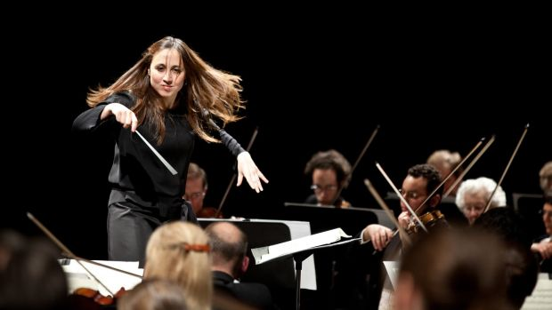 Conductor Joana Carneiro conducts the RTÉ NSO in Chichester Psalms by Leonard Bernstein on October 20th