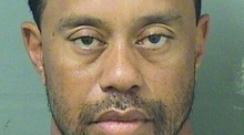 Tiger Woods arrested on charge of drink-driving