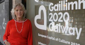 "Hannah Kiely is a  former president of Galway Chamber of Commerce and former board member of the Galway Arts Centre.  ""I'm hoping Galway will set the gold standard for this title in Europe."""