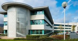 The international school, which will cater for up to 800 students, will be based in a €20 million office block formerly used by Microsoft close to the Leopardstown Racecourse. Photograph: Carl O'Brien