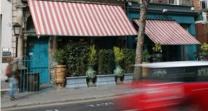 Up to €3 million will be spent on a major upgrade of Cafe en Seine on Dawson Street in Dublin. Photographer: Dara Mac Dónaill