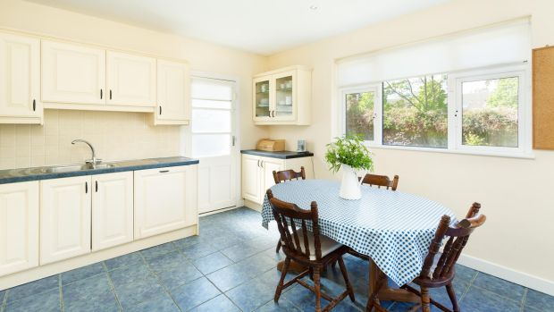 31 Gleann na Smol, Stradbrook Road, Blackrock, Co Dublin kitchen