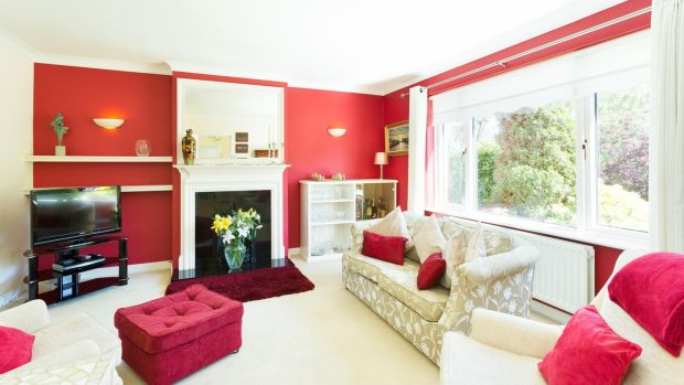 31 Gleann na Smol, Stradbrook Road, Blackrock, Co Dublin living room