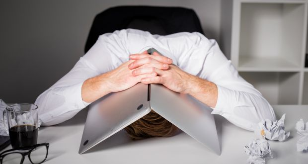 "Bad day at the office: ""Most boards are far too lenient with control freaks."" Photograph: iStock"