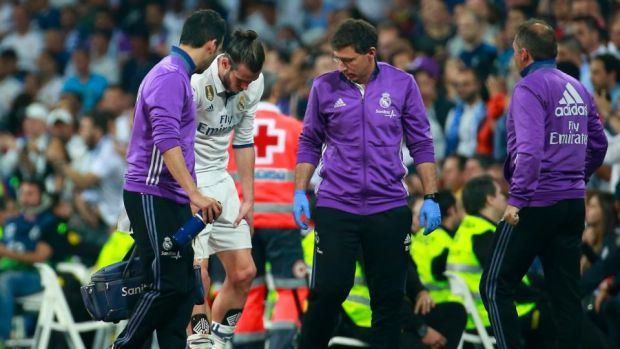 Bale regrets racing back from injury, says 'not 100 percent' for final
